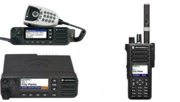 Promozione prezzi imbattibili per Motorola DP4801 e DM4601 con protocolli CRI