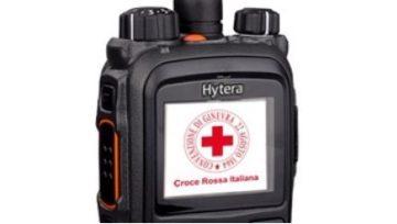 Nuova promozione Hytera per la Croce Rossa Italiana